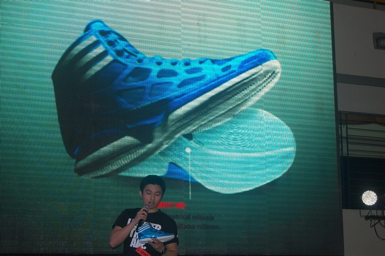 adiZero Crazy Light Philippines Material