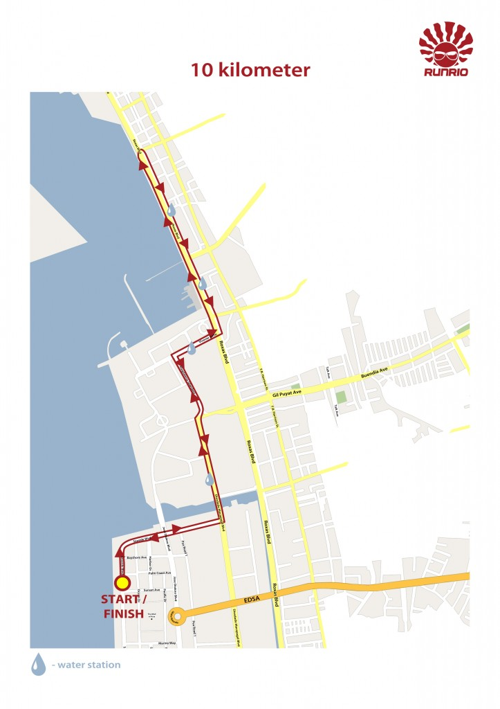 milo-10k-2011-race-map-marathon