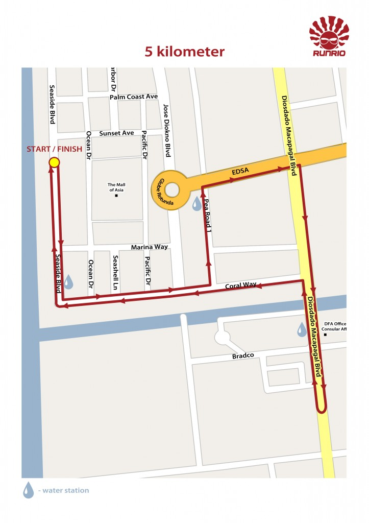 milo-5k-2011-race-map-marathon