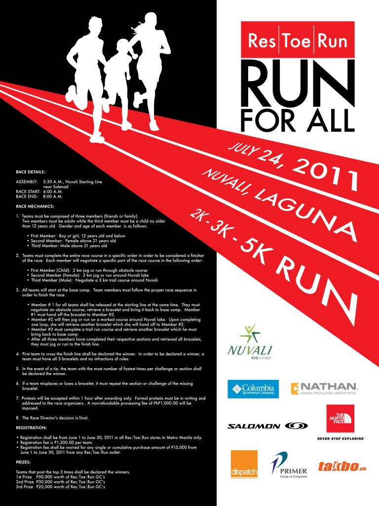 res-toe-run-for-all-2011-poster