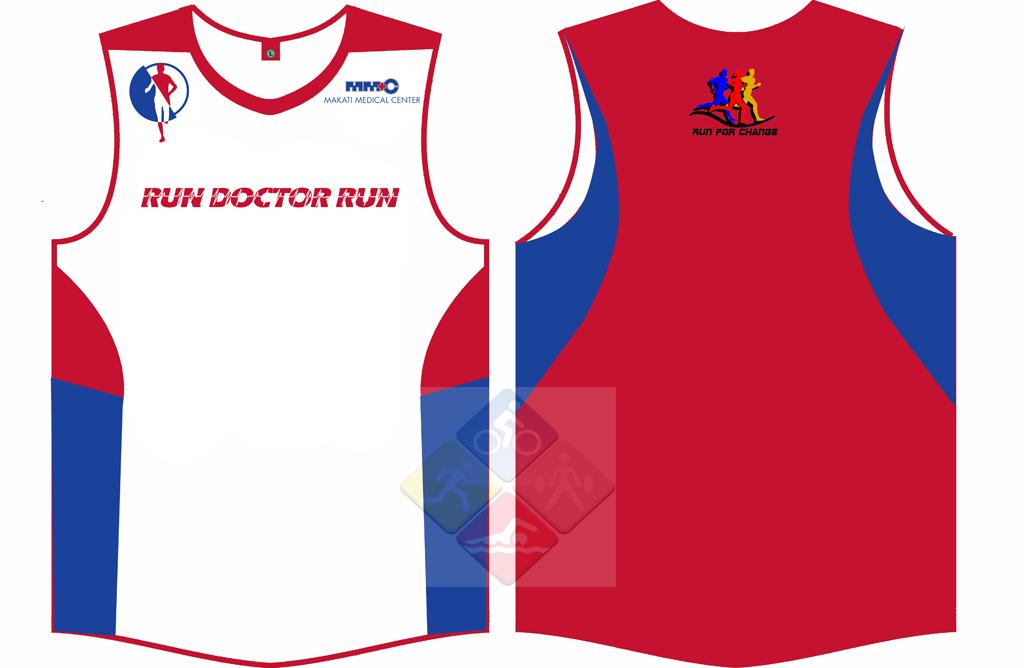 run doctor run singlet 2011