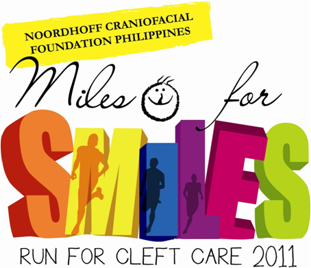 miles for smiles 2011 poster