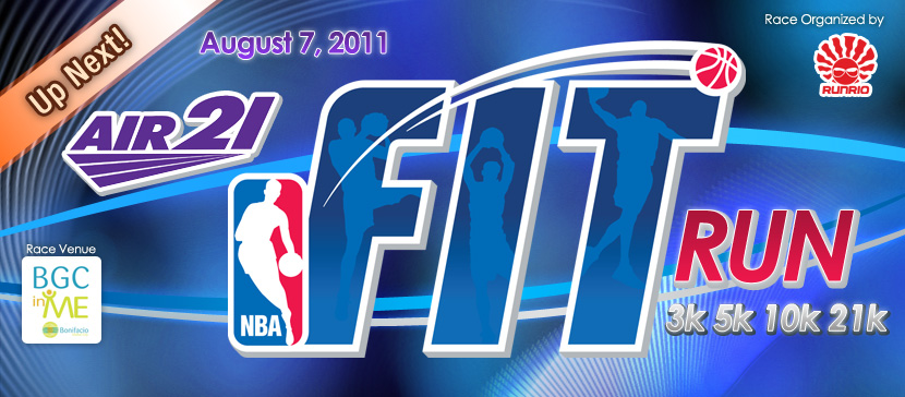 nba ft run 2011 race results and photos