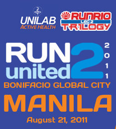 unilab run united 2 results and photos