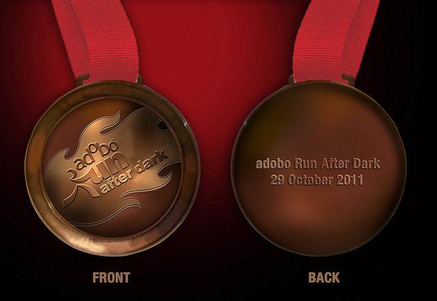 adobo-run-after-dark-2011-medal