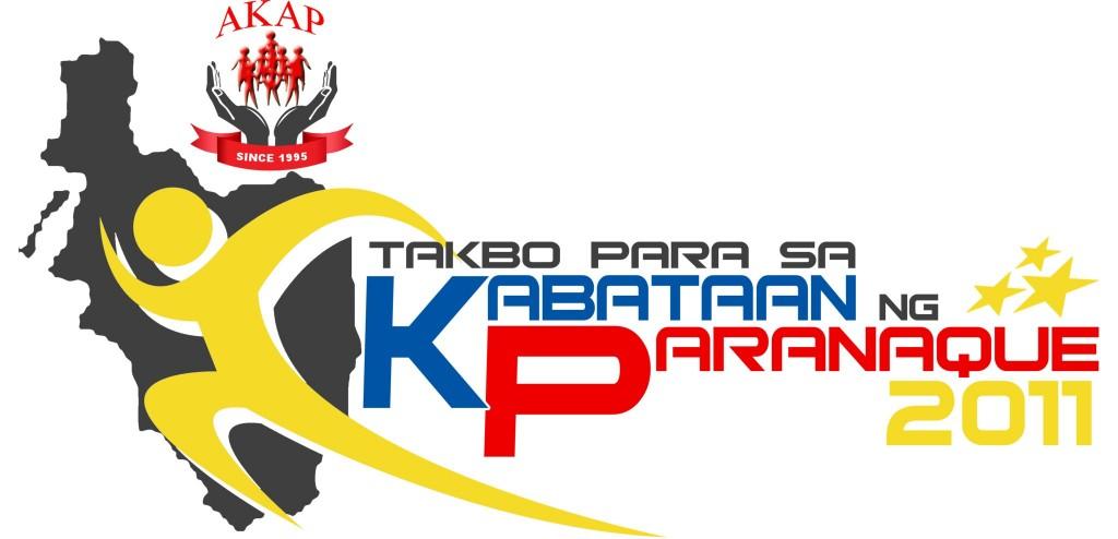 AKAP Takbo Para sa Kabataan - Oct 9, 2011