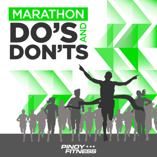 Marathon Dos and Donts