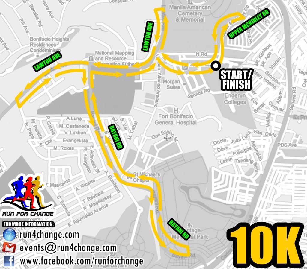 Millennium Run for Women's Health 2011 - 10K