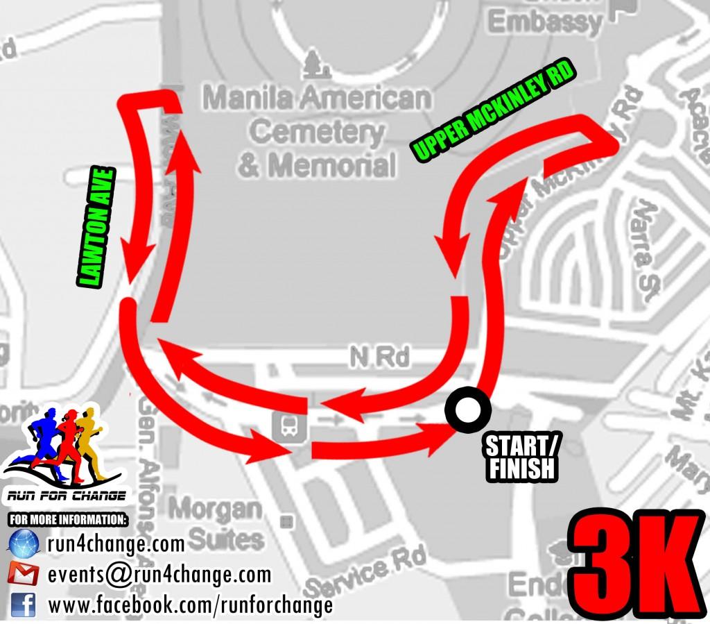 Millennium Run for Women's Health 2011 - 3K