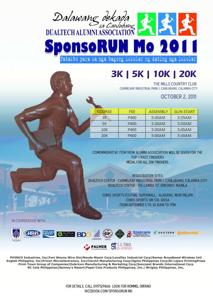 SponsoRUN_Poster_2011