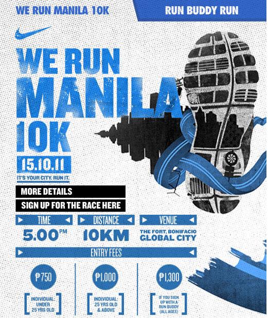 nike run manila 2011 results