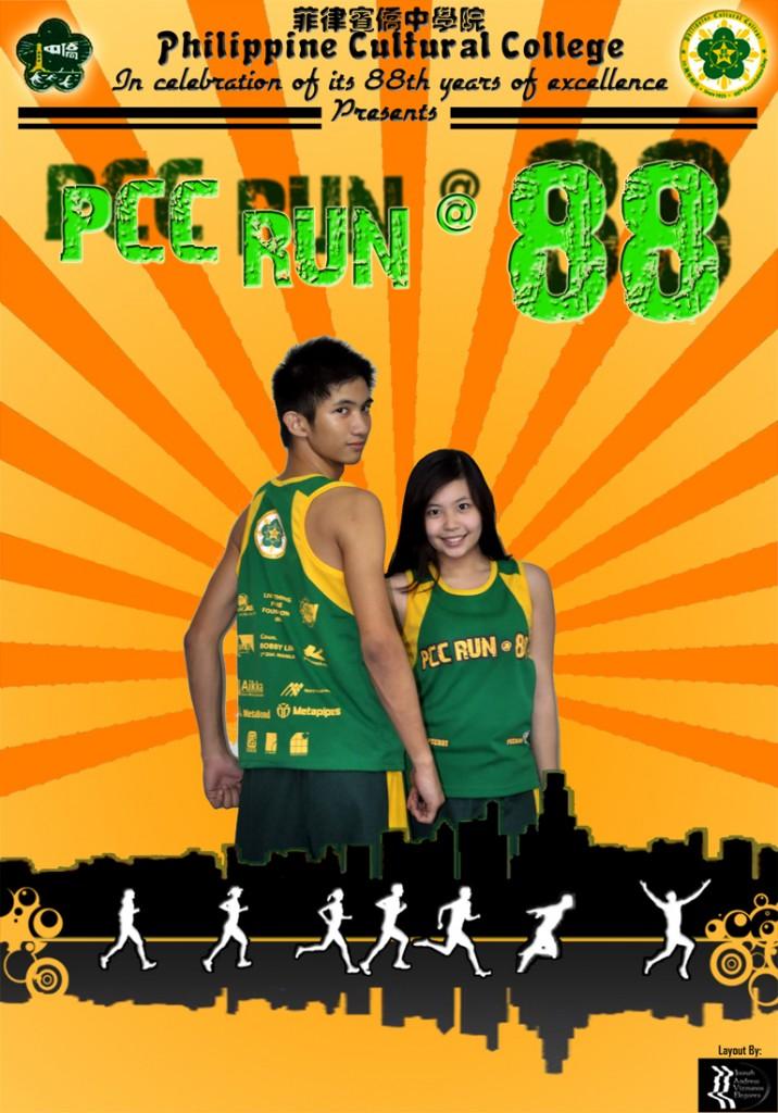 pcc-run-88-singlet-poster