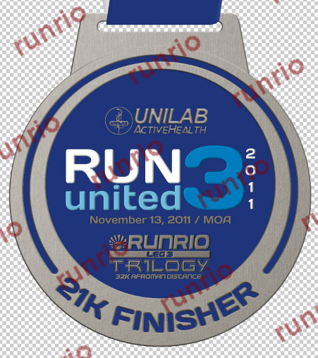 run-united-21K-medal