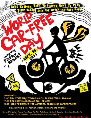 world-car-free-day-2011-poster
