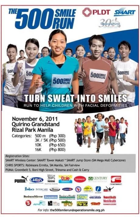 500-smiles-run-2011-poster