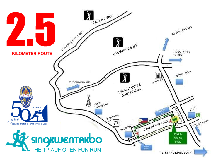 SingkwenTakbo 2.5K Map