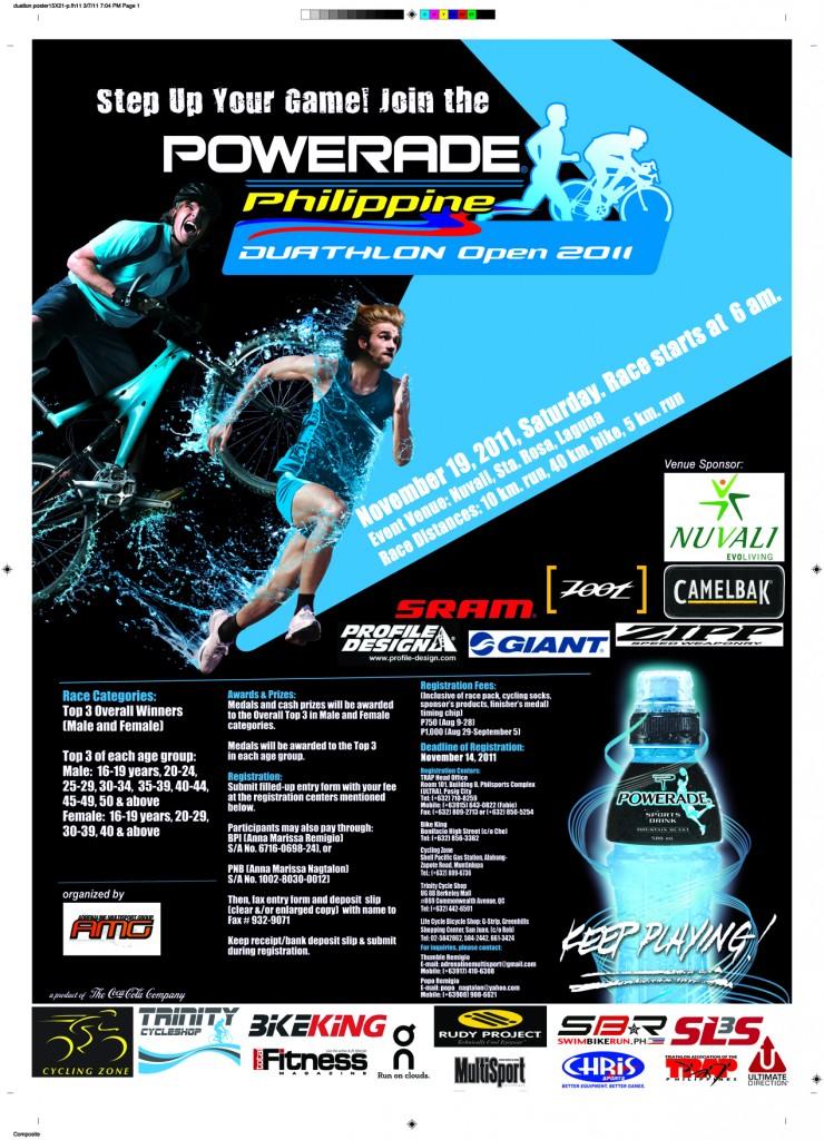 powerade-duathlon-2011-leg3-poster