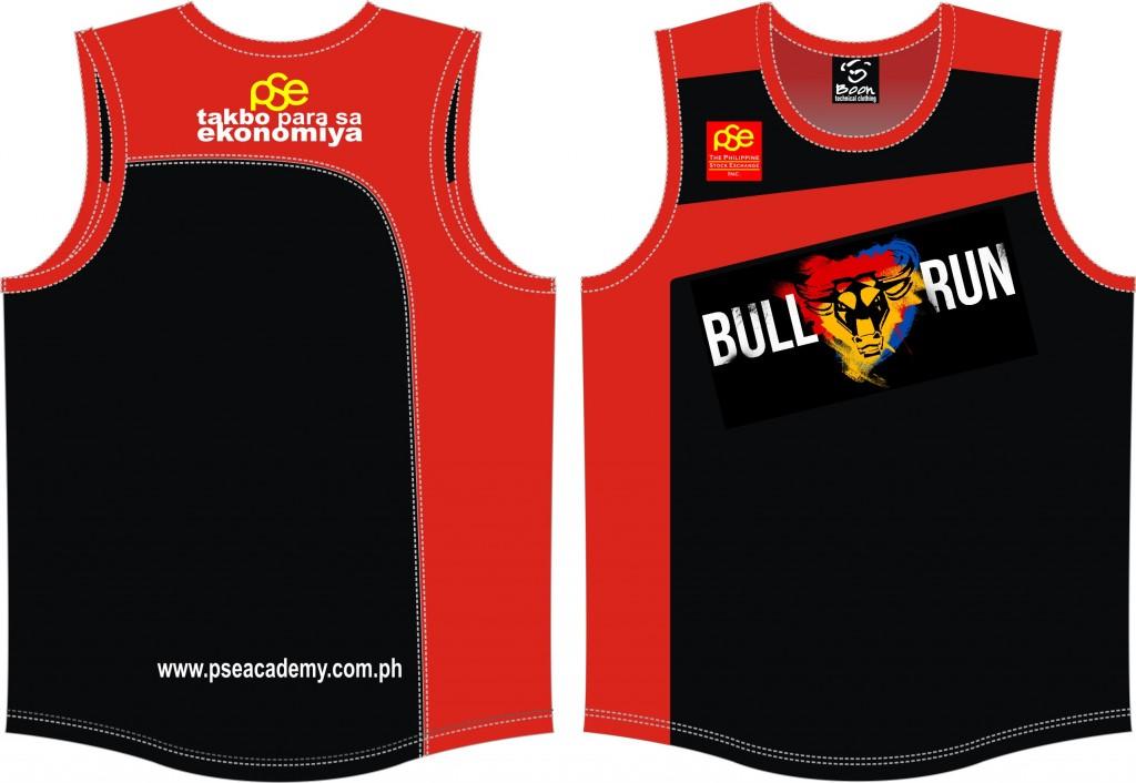 BullRun 2011 Singlet