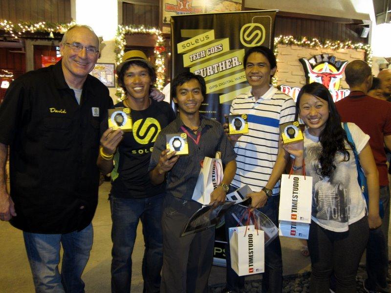 soleus gps 1.0 raffle winners