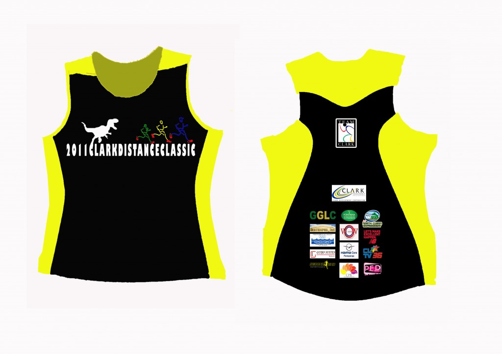 Singlet for Clark Distance Classic copy