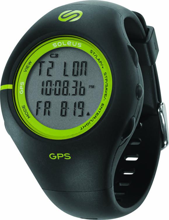 Soleus GPS 1.0 SG001-351 -  Black & Volt Php 6150