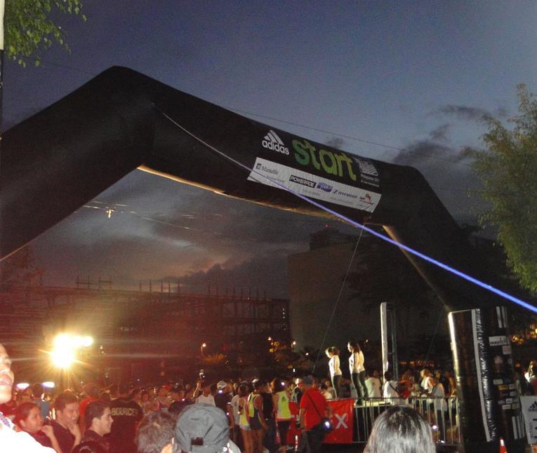 adidas kotr start line 2011