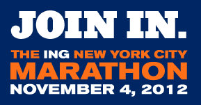 new york marathon 2012