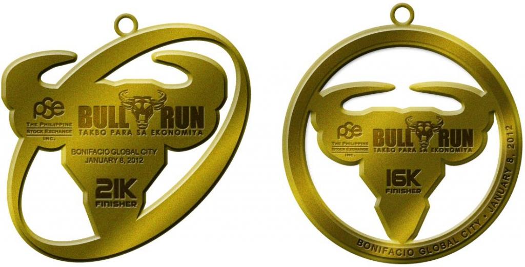 pse-bull-run-2012-medal