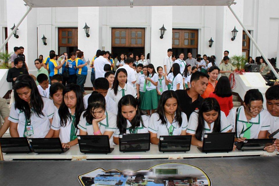 sarangani-students