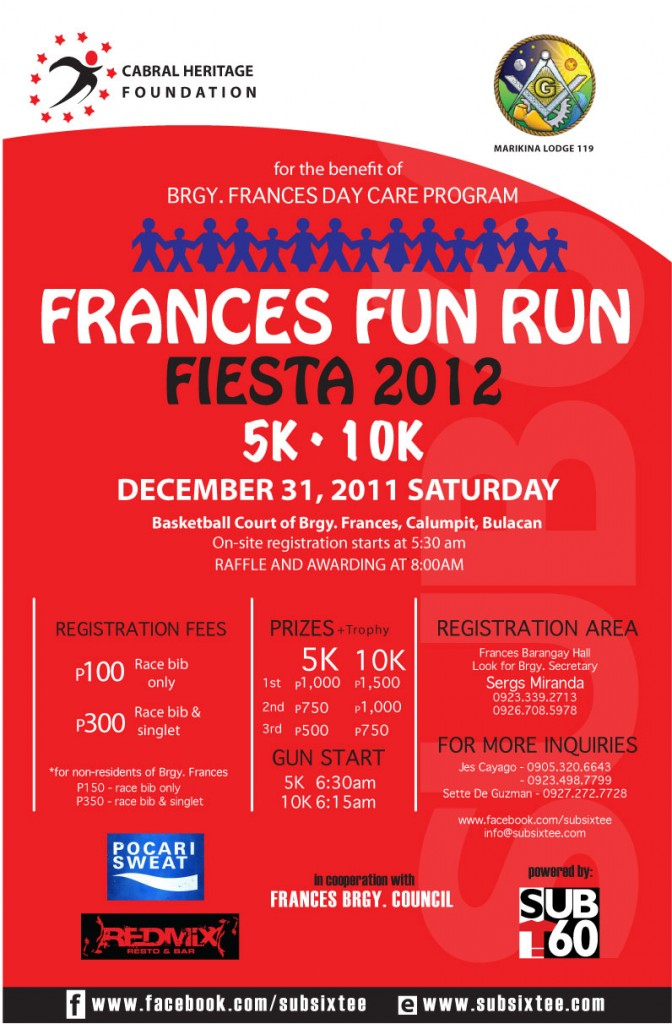Frances-Fun-Run-Poster-in-Red-2011
