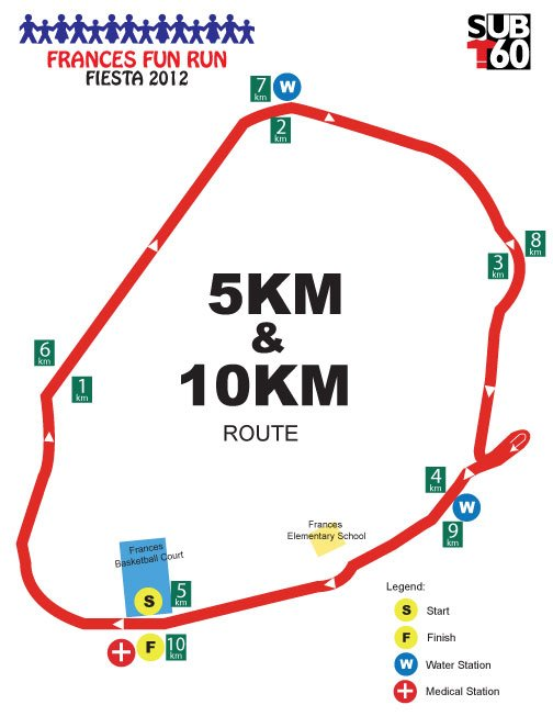 Frances-Fun-Run-Race-Map-5k-and-10k