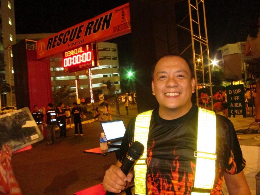 Running-Host