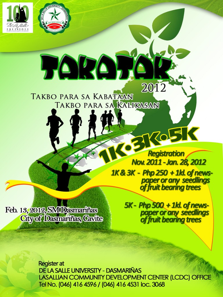 Takatak run 2012 poster (1)