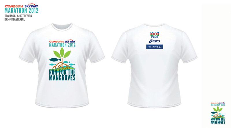 condura 2012 shirt design