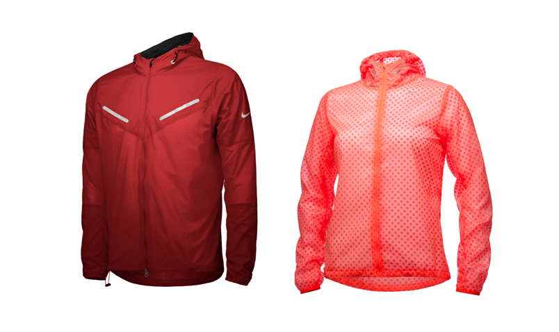 Hurricane Vapor Jacket and the Cyclone Vapor Jacket Nike