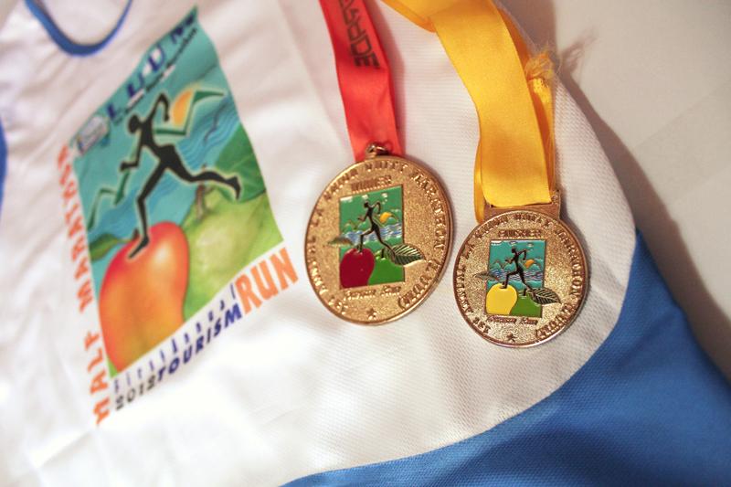La Union Unity Marathon (LUUM) - singlet-2012