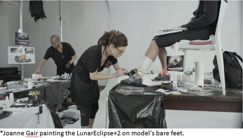 joanne-gair-painting-lunar-eclipse-2012