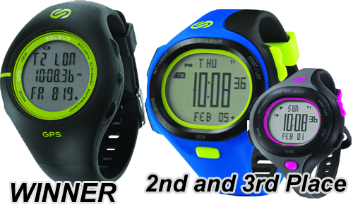 soleus watch gps 2012