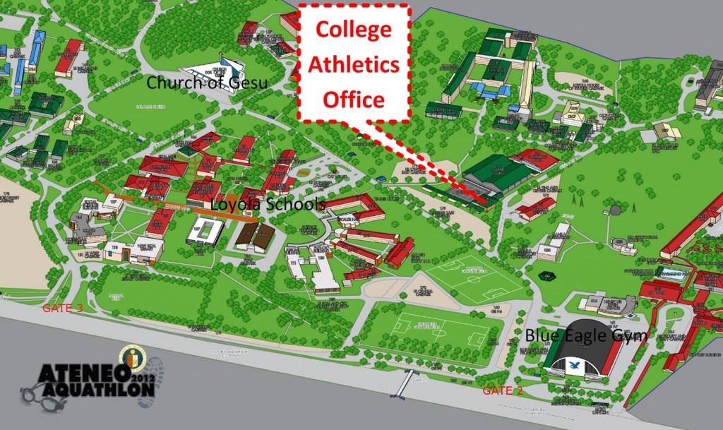 Ateneo-College-Athletics-map