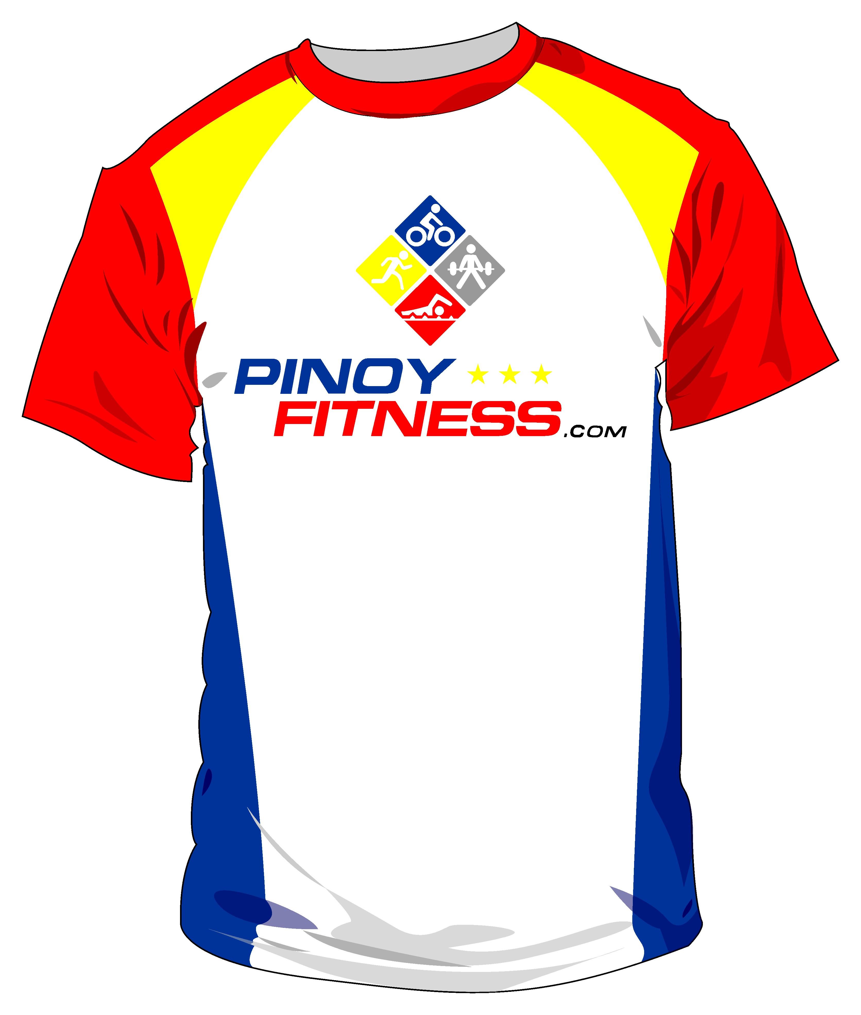 Shirt design jersey - Finalist