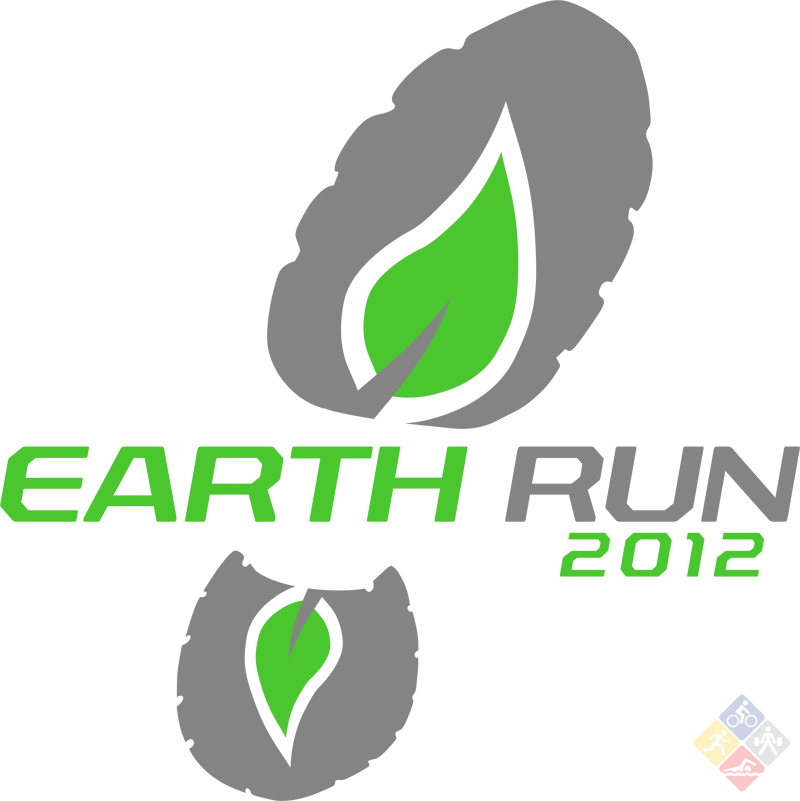 earth run 2012 race kit promo giveaway