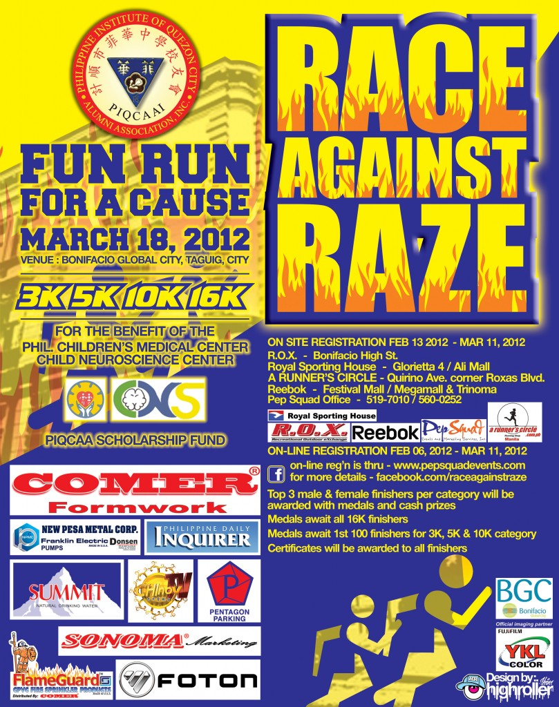 race against raze 2012 photos and pictures