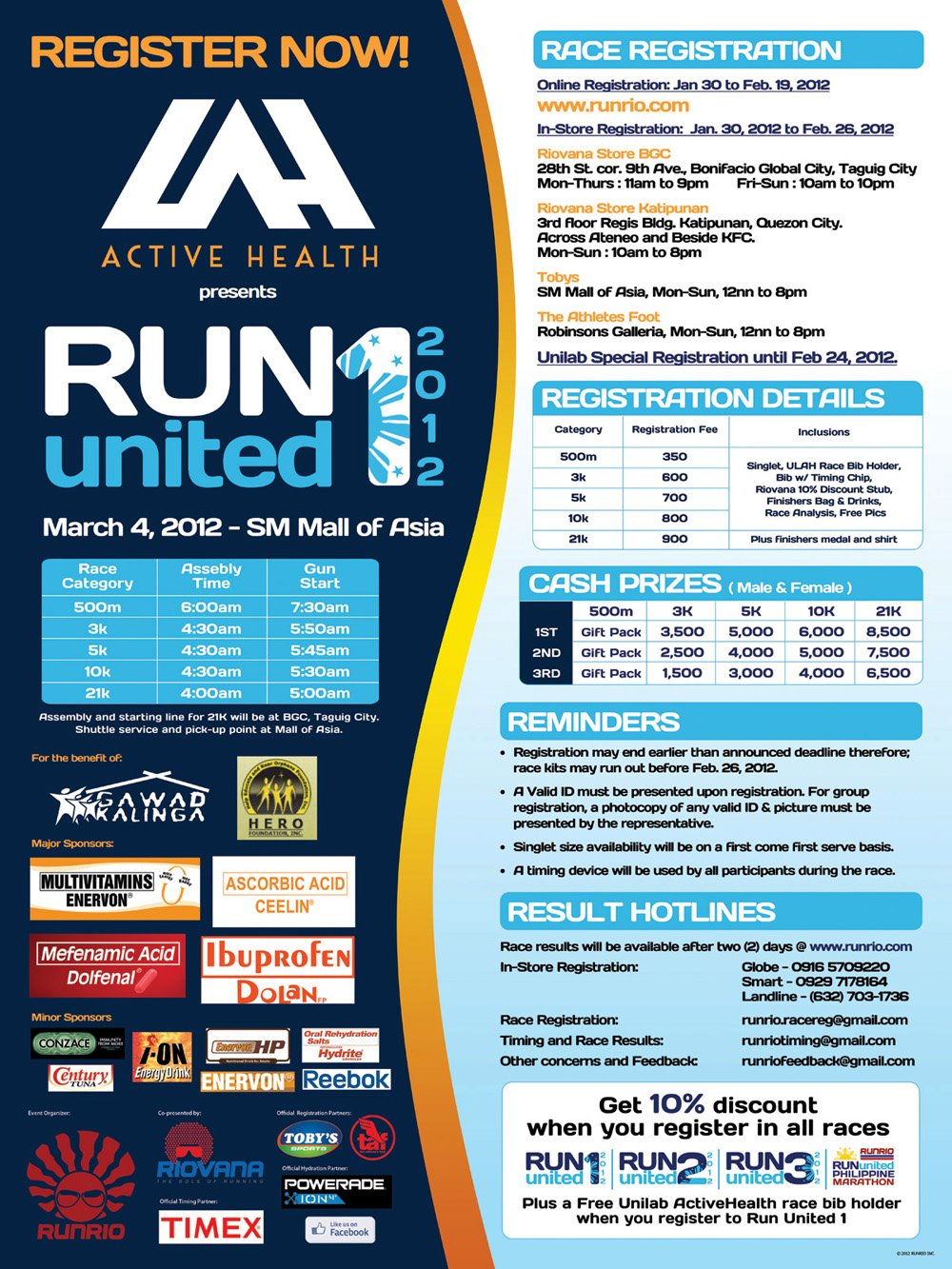 unilab-run-united-1-2012-poster