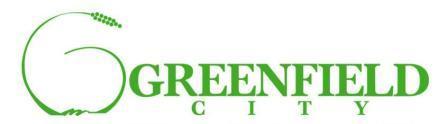 Greenfileld City Fun Run 2012