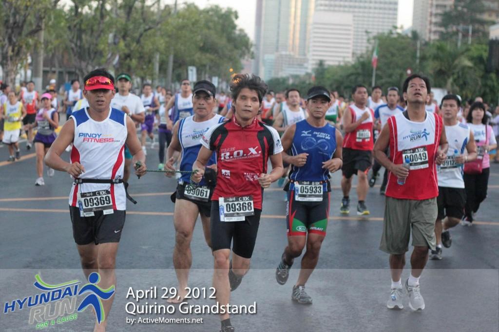 The Blind Runner 2012