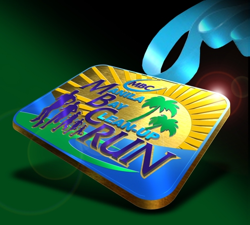 MBC Run 2012 Medal DEsign
