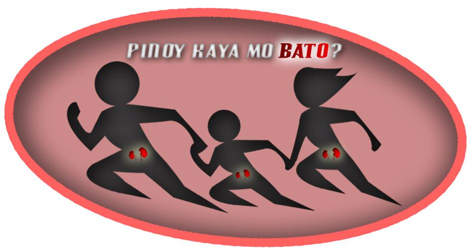 Pinoy, Kaya mo BATO? Fun Run 2012 race results and photos