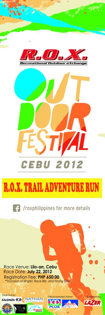 rox trail adventure run 2012