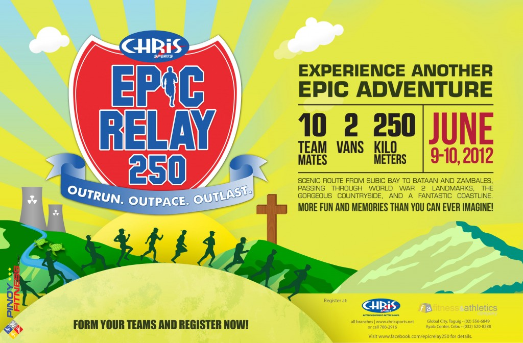 EPIC RELAY 250 race results and photos