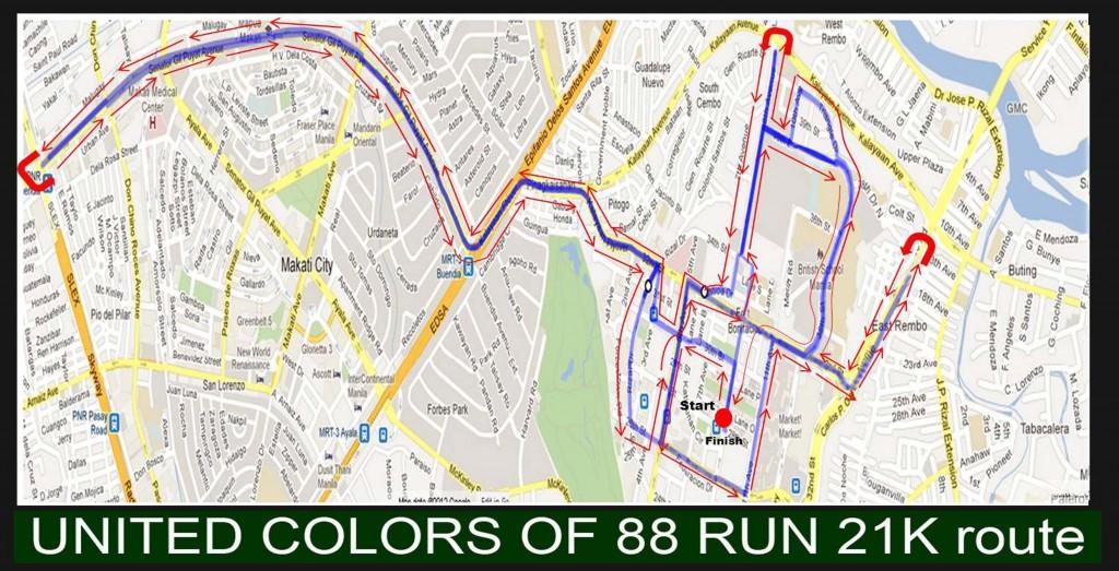 21K C5 ramp - United Colors